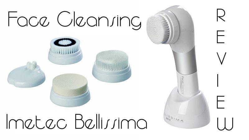 Imetec Sensuij Mc1 200.Bellissima Face Cleansing Limpiador Masajeador Facial Imetec